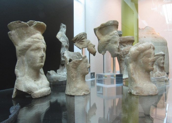 Museo Civico Archeologico – Padria