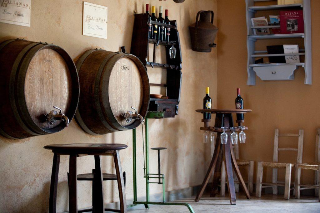 Wijnlokaal