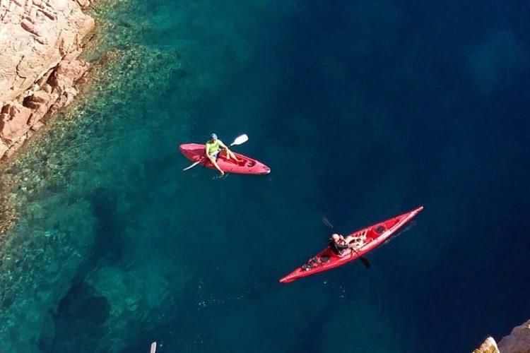 Gallura, Het Land Van Zee En Graniet: Kajakken Met Corrado