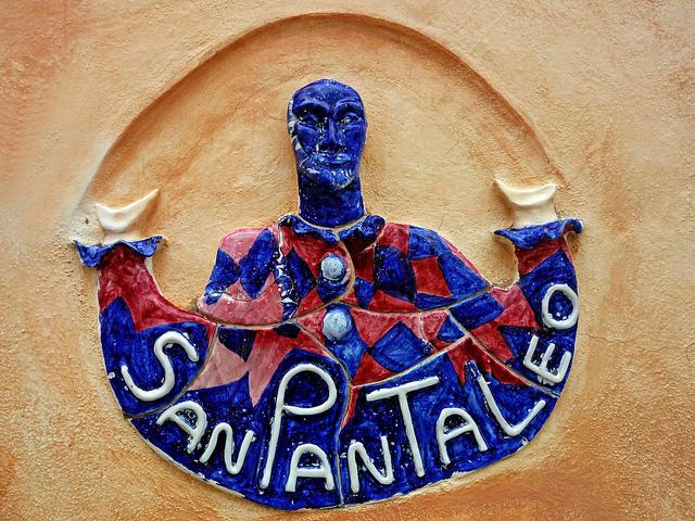 San Pantaleo Met Lotte