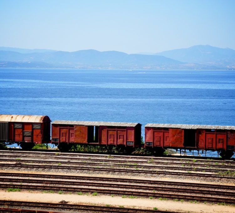 Het Kleine Paradijsje In Golfo Aranci Dat Cala Moresca Heet