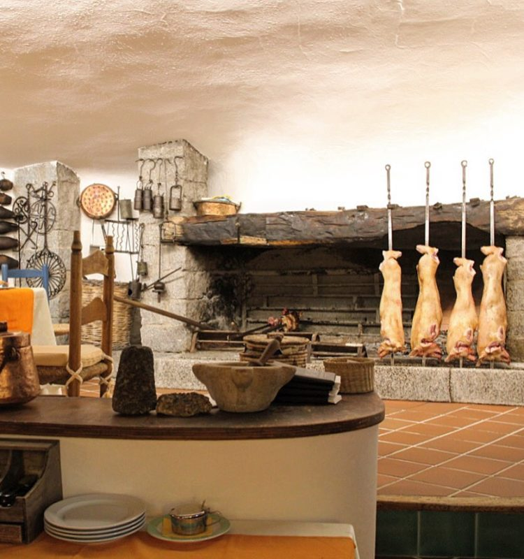 Restaurant Su Gologone – Oliena