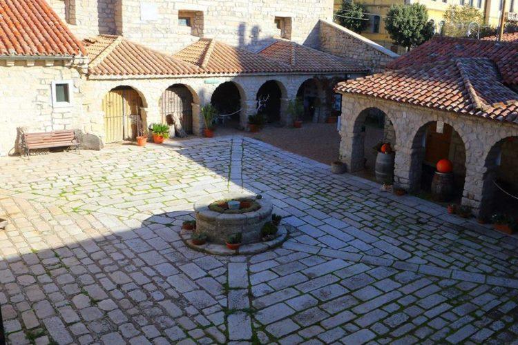 Het Kurkmuseum, Calangianus